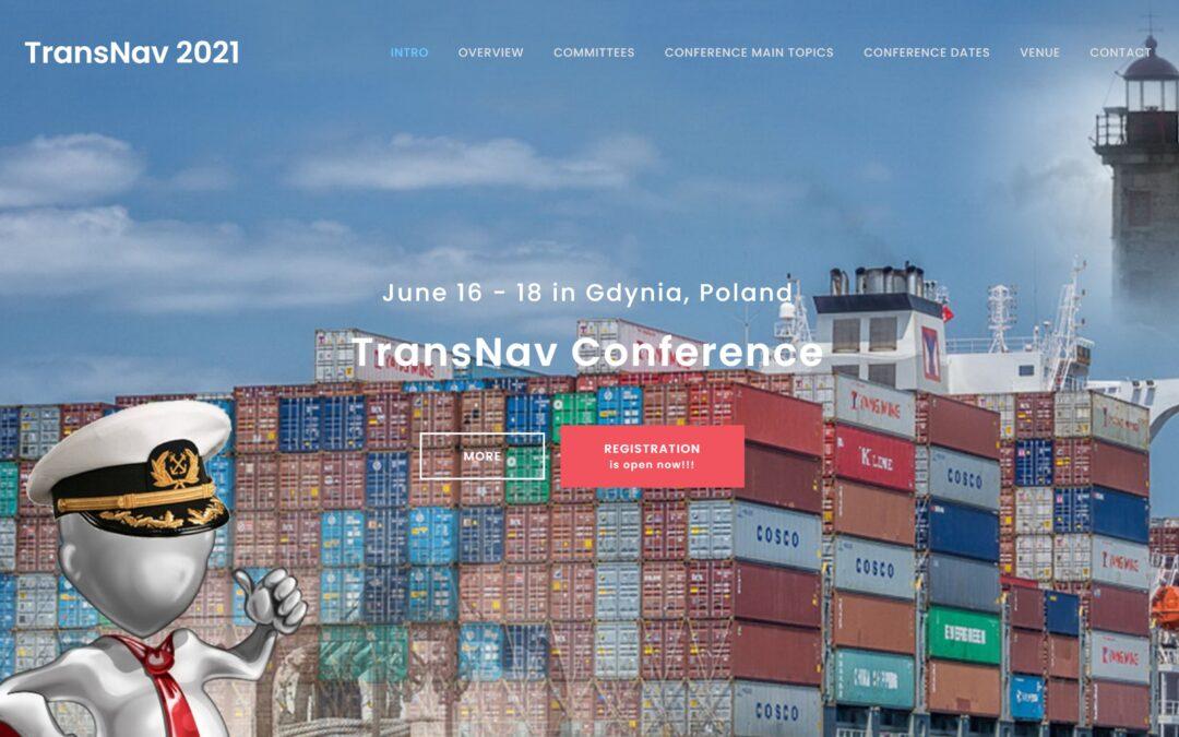 Prepare Ships at the TransNav 2021 Conference